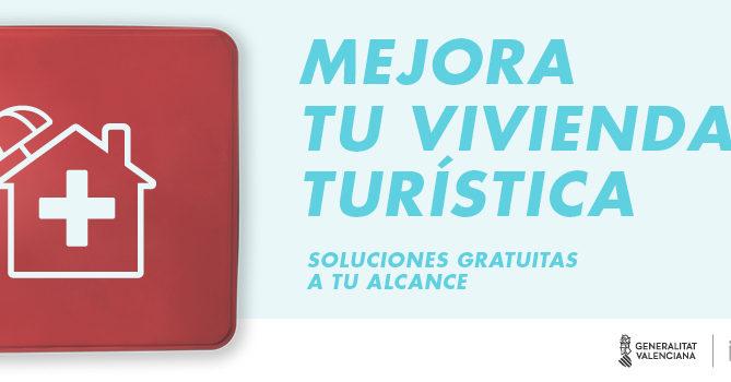La Generalitat Valenciana convierte la Guía de diseño de vivienda turística en documento reconocido para la calidad en la edificación