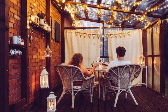 cómo ambientar una terraza estilo chill out