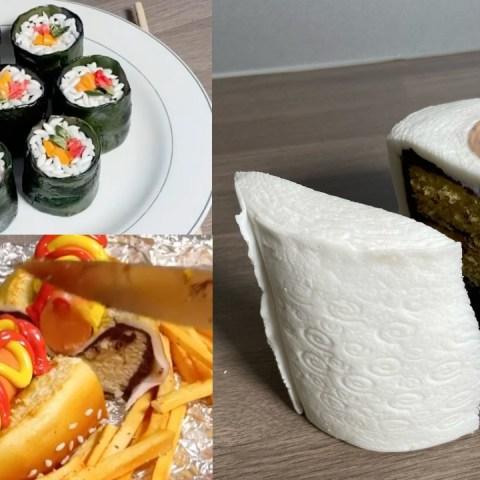 Conoce los pasteles hiperrealistas y sorpréndete con esta nueva tendencia de la repostería 04/08/20
