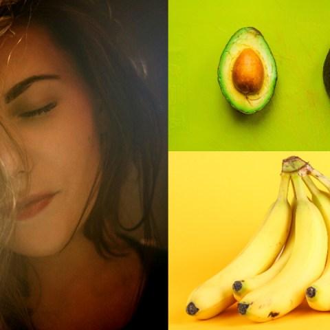 ¿Cómo hidratar mi cabello? Esta mascarilla de aguacate y plátano es la opción