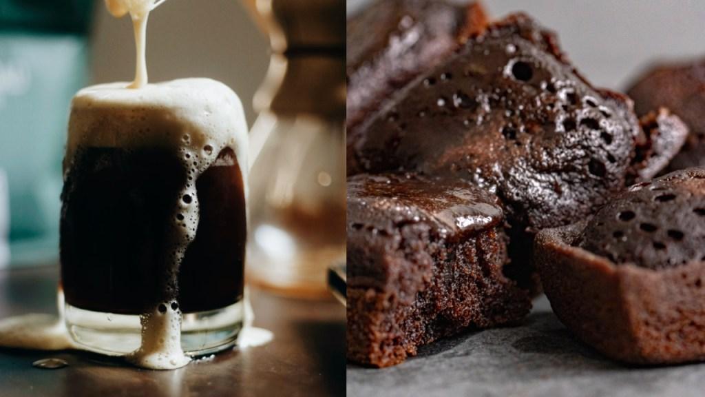 Receta para Brownies de cerveza y chocolate ¡Tienes que probarlos!