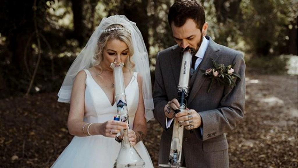 marihuana matrimonio
