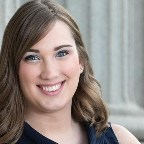 Sarah Mc Bride senadora transgénero