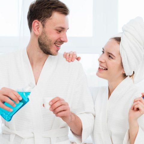 el enjuague bucal no cura el coronavirus falso explicacion