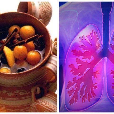 ponche de frutas navideño beneficios pulmones