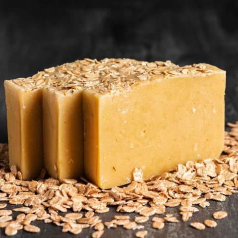 jabón casero para piel grasa y con acné