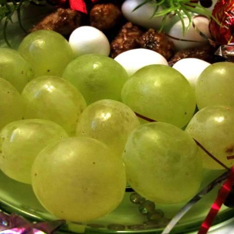 12 uvas de Año Nuevo