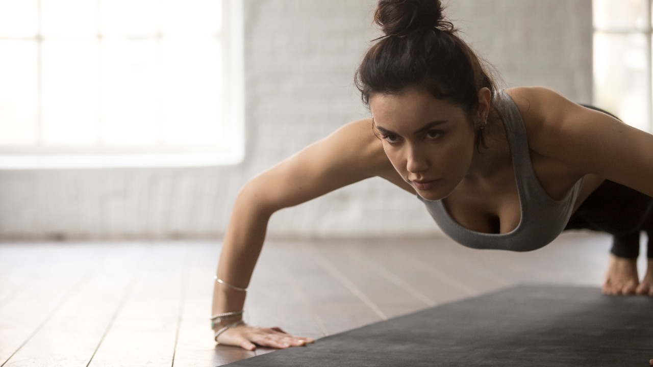 ejercicios para brazos flácidos