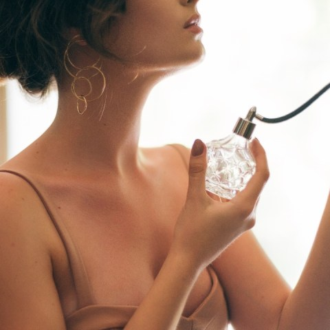 perfume antiguo