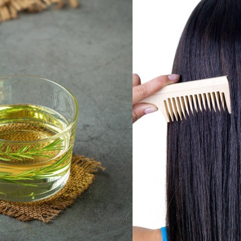 agua de romer para el cabello