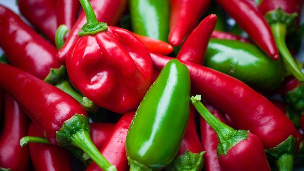 como distinguir chile chino del mexicano