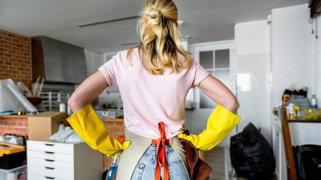 limpieza de la semana en 45 minutos