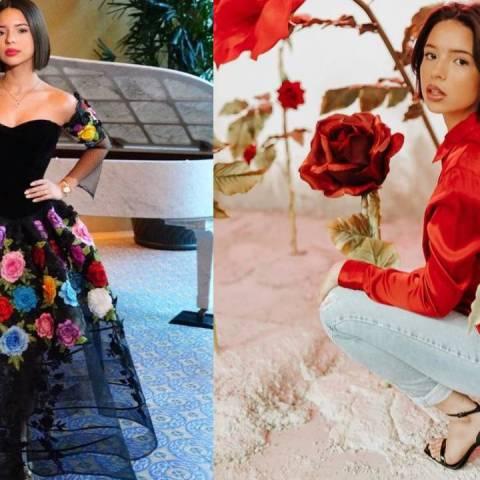 angela aguilar outfits mas trendy elegantes moda