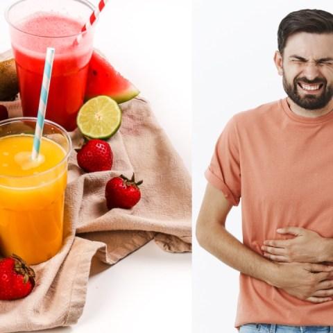 bebidas naturales para desinflamar el abdomen