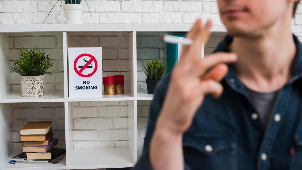 fumar daña los pulmones