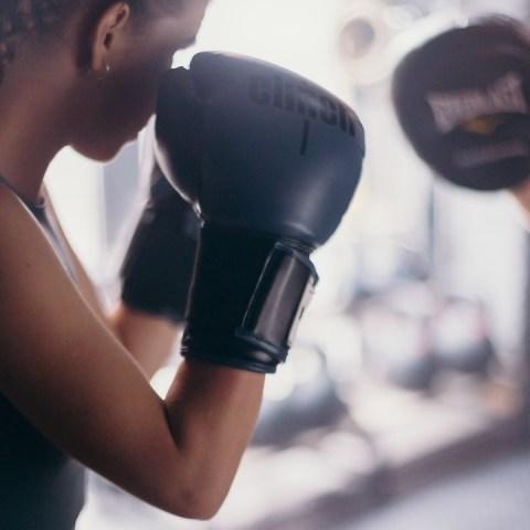 tonifica los brazos con sencillos movimientos de box