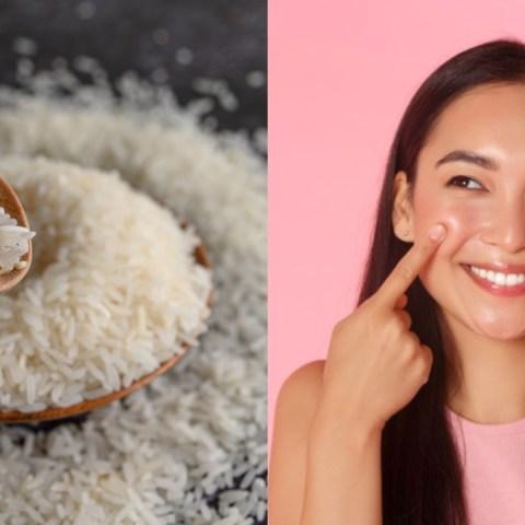 crema de arroz para la cara como hacer paso a paso