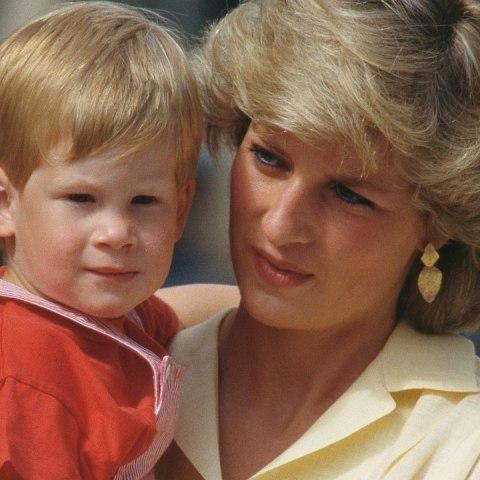 hijos crianza lecciones de la Princesa Diana
