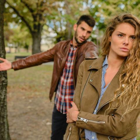 palabras que dicen las parejas antes de separarse