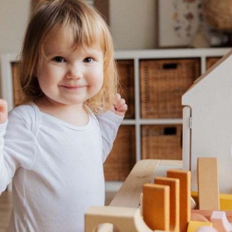 niños con pocos juguetes son más inteligentes estudio