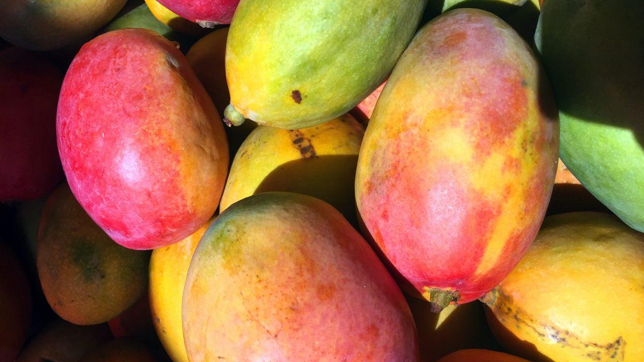 aderezo casero de mango natural para ensaladas receta