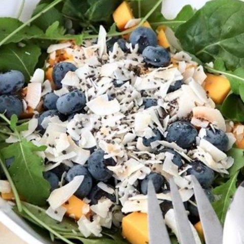 receta ensalada de verano como hacer