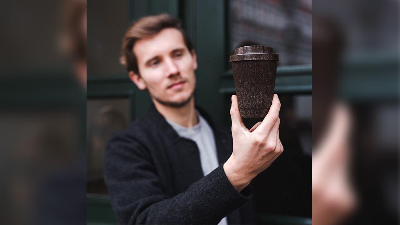 kaffeeform tazas vasos para café hechos con residuos