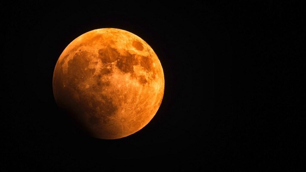 luna de sangre 2021 cuando es
