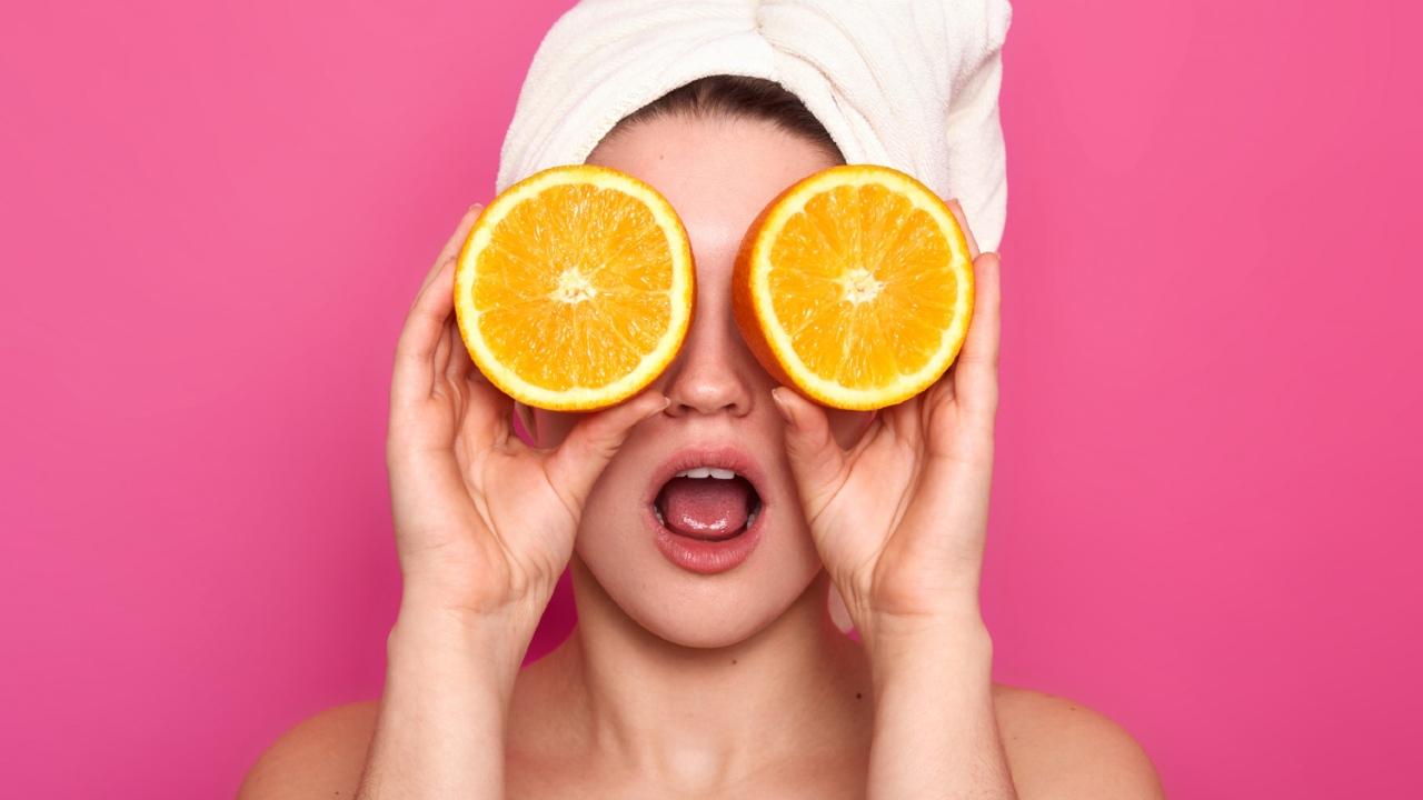 saludable piel cutis vitamina C skincare