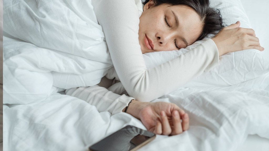 consecuencias de dormir cerca de tu dispositivo móvil