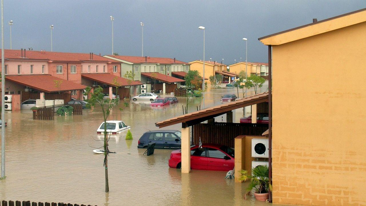 como evitar que casa se inunde cuando llueve