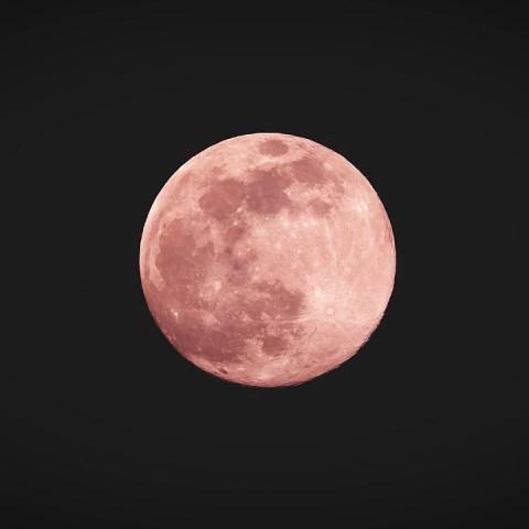 Superluna Rosa 2021 cuándo verla fenómeno astronómico