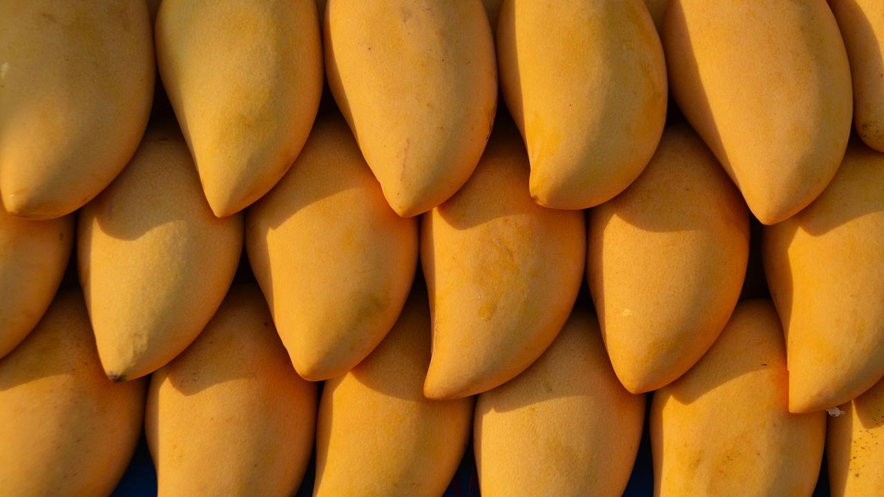mangos frutas atole mexicano receta postres