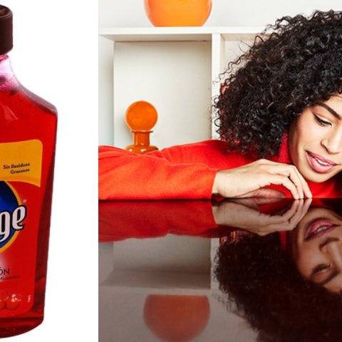 que es y para que sirve el famoso liquido rojo pledge muebles