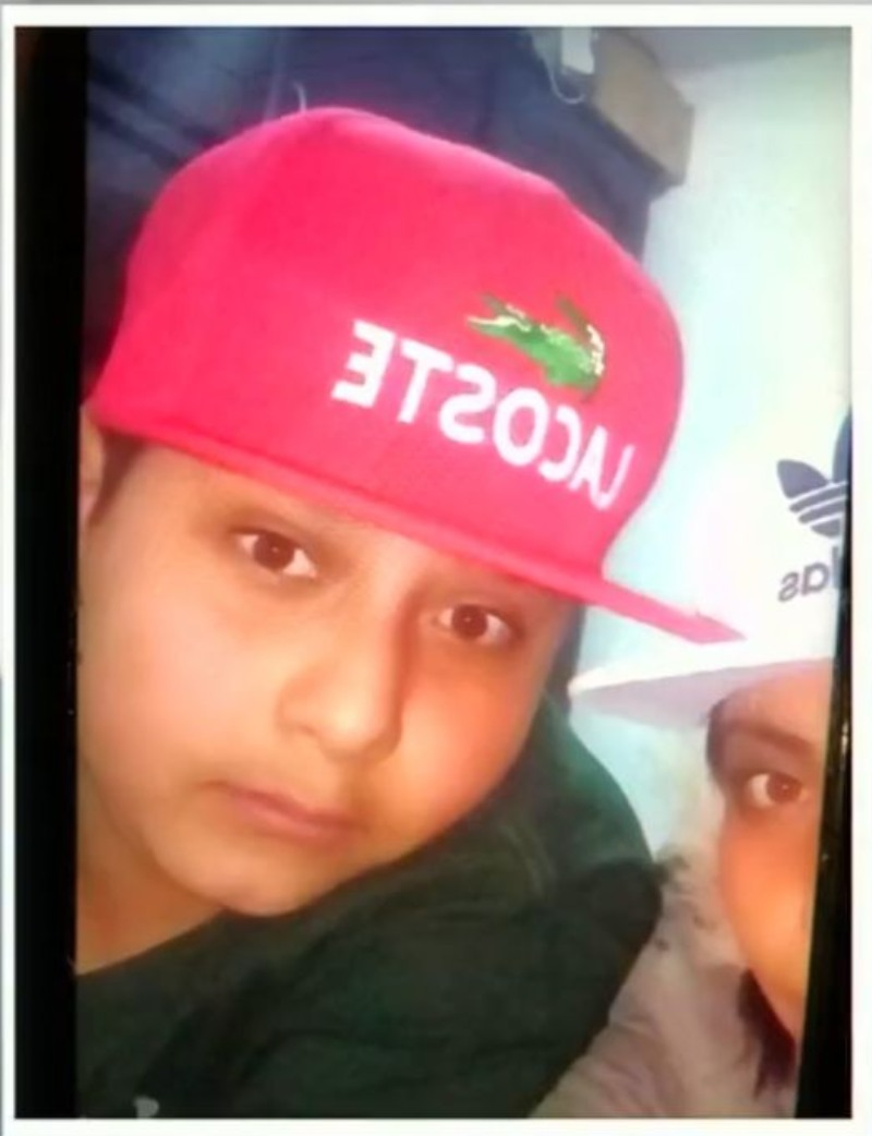 brandon giovanni hernandez tapia niño desaparecido accidente metro linea 12