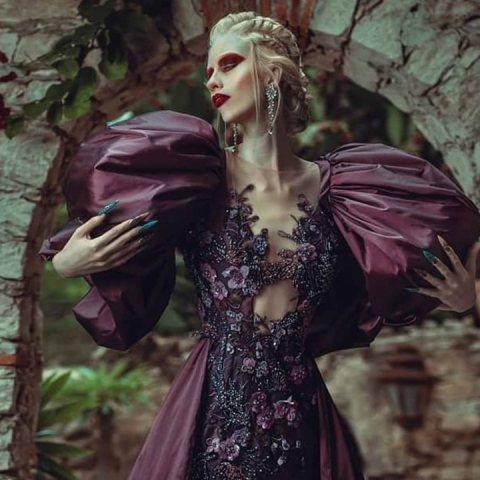 rubi vizcarra modelo mexicana albina diferente bello