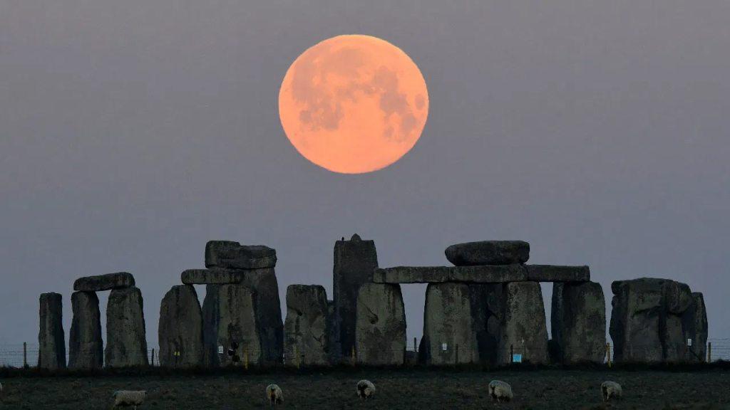 Superluna qué es Astronomía Luna