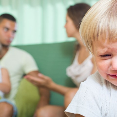 como hablar con tus hijos sobre el divorcio