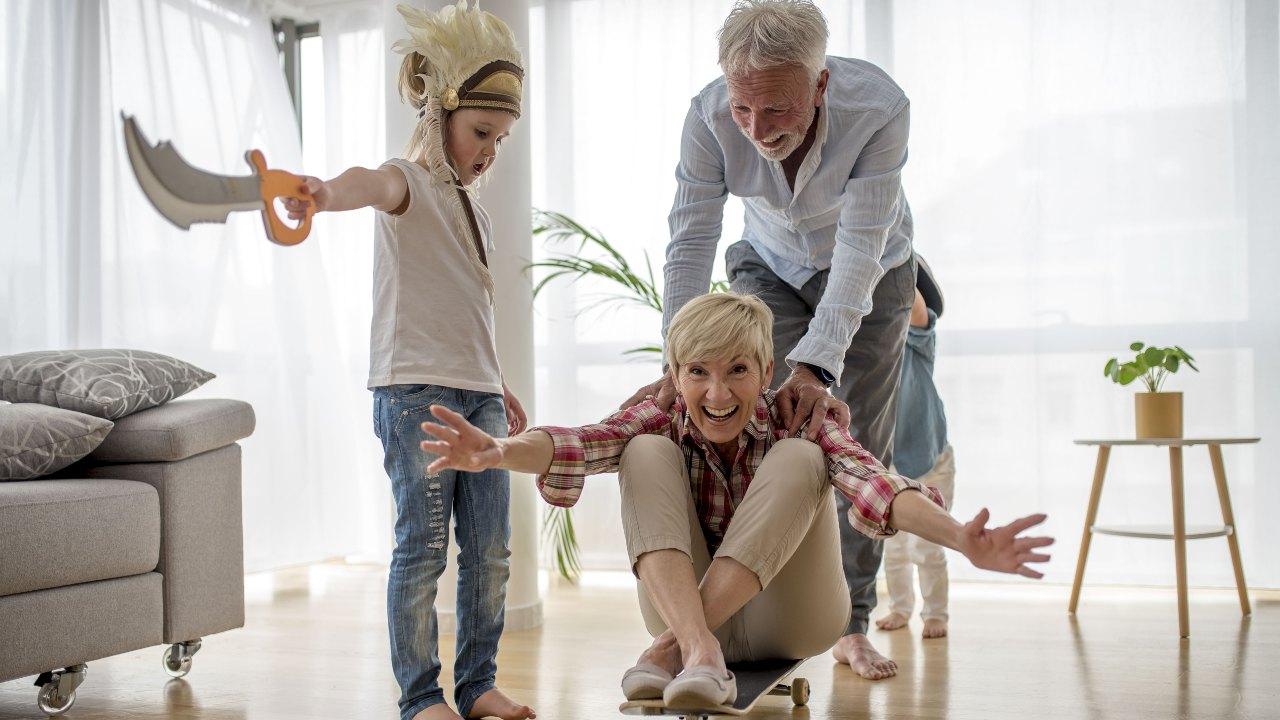 sabiduria de la abuela ayudara al desarrollo de tus hijos explicación