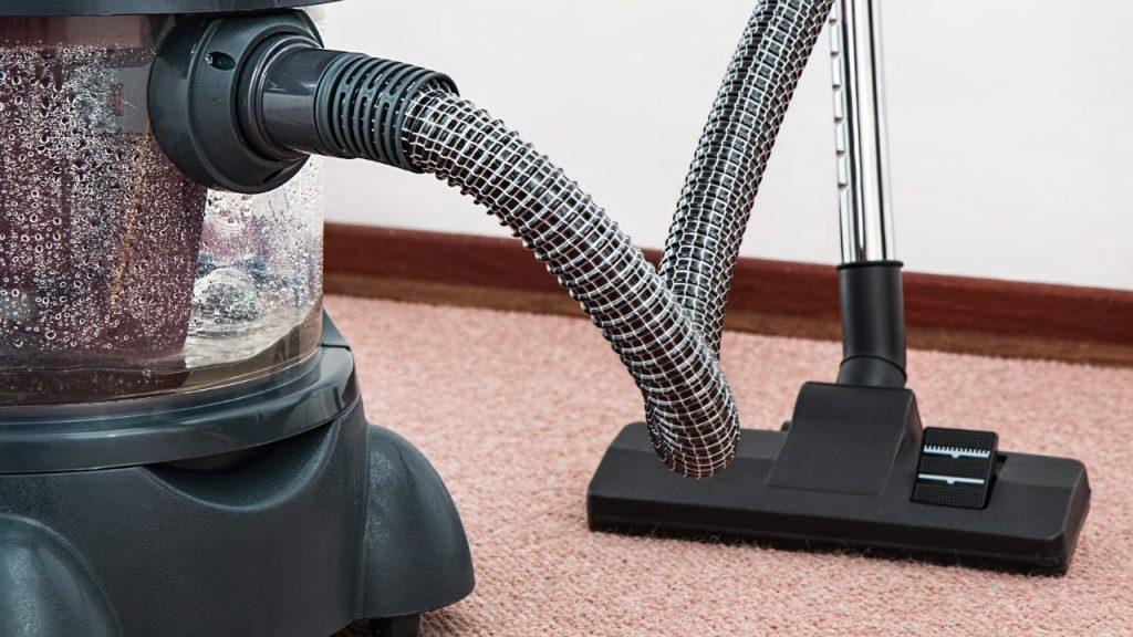 como limpiar la alfombra con ingredientes naturales