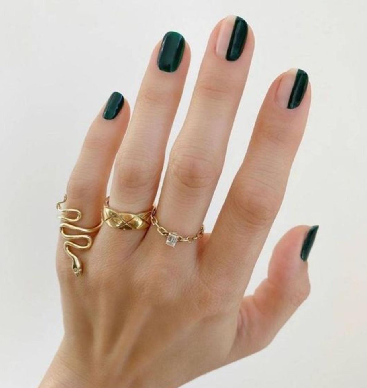 diseños de uñas elegantes para hacer en casa