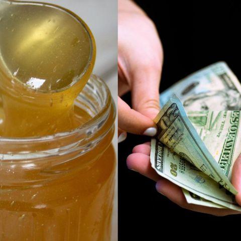 Ritual para que te paguen el dinero que te deben: Utiliza miel y sándalo