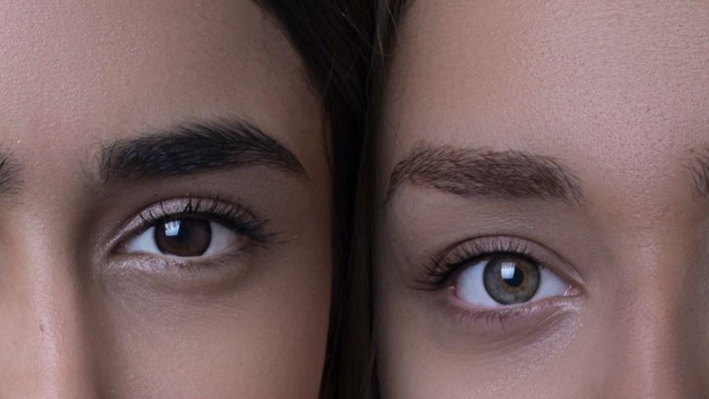 tipo de ceja para rostro triangular