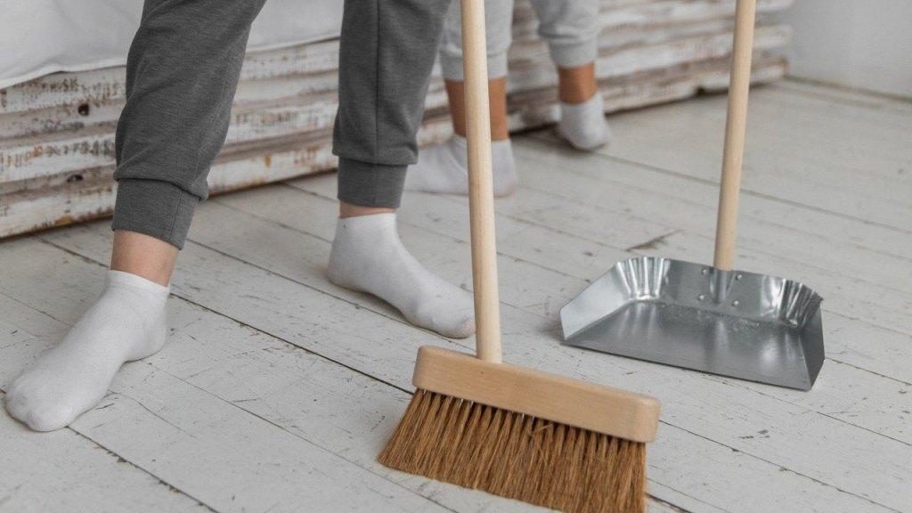 truco para atrapar todos los pelos de perro limpieza del hogar