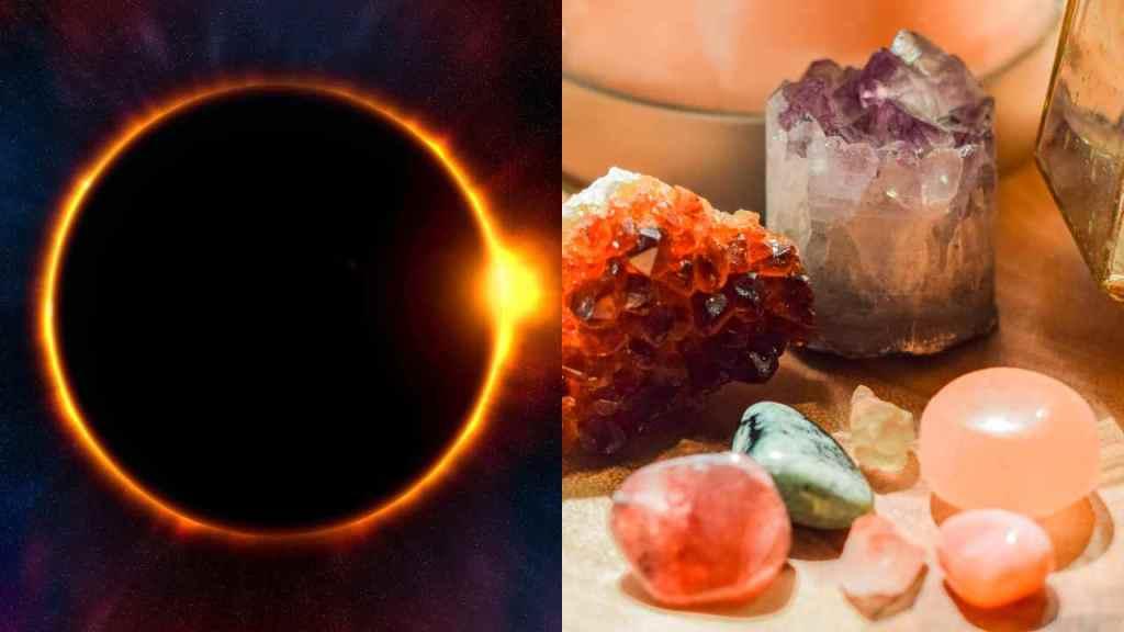 Rituales para atraer la abundancia y energía positiva durante el eclipse solar