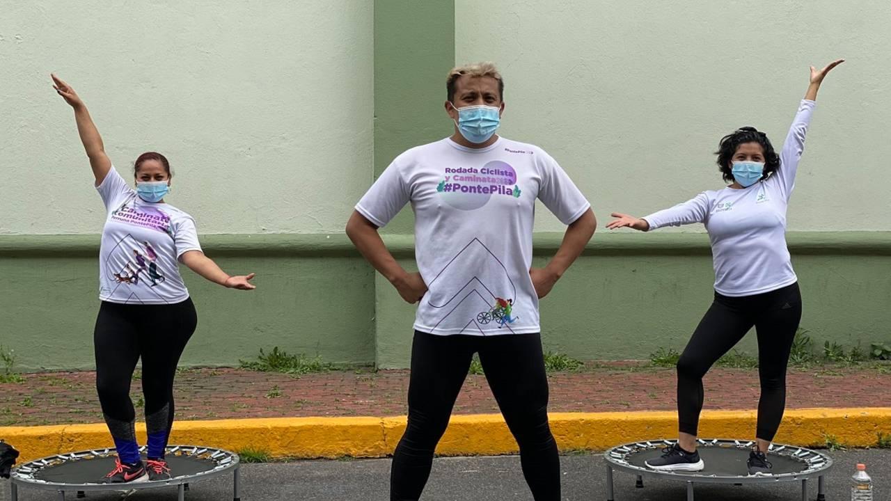 Jornada de Vacunación CDMX