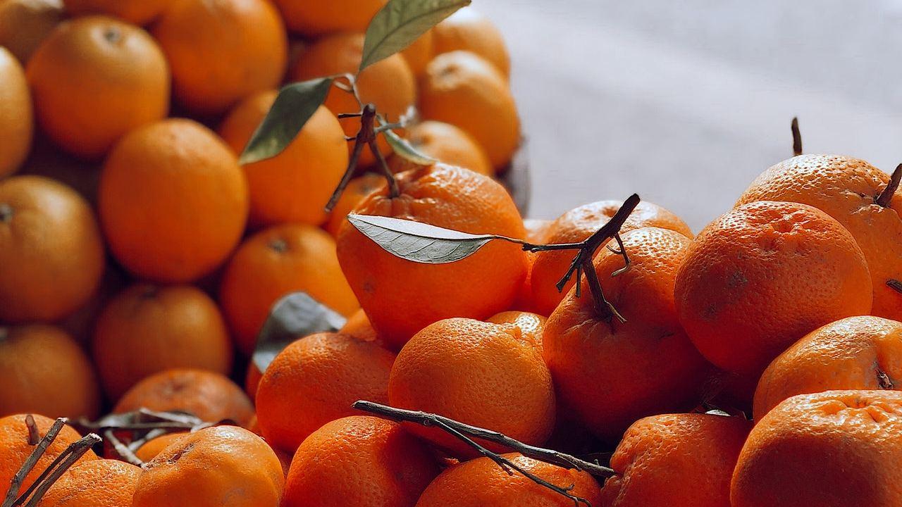 beneficios y propiedades de la mandarina
