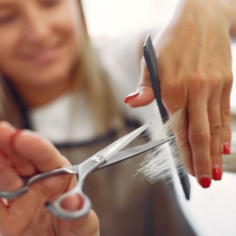 Por que las mujeres cortamos nuestro cabello para dejar ir