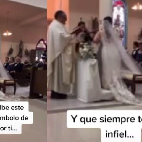 novio se hizo viral por discurso
