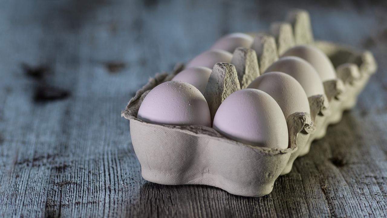 huevos blancos
